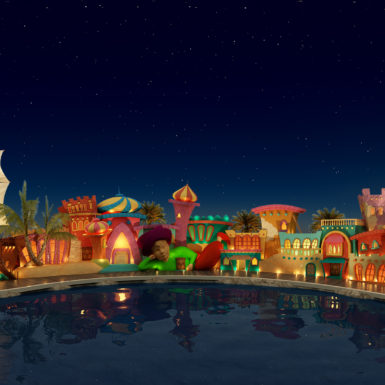 Amusement Park 3